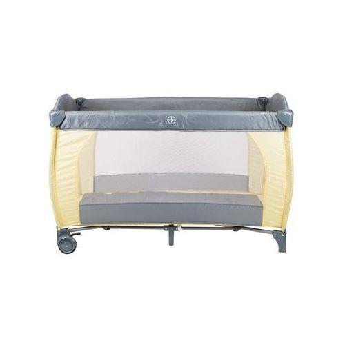 Łóżeczko turystyczne Hop-Sport beżowe standard + moskitierka gratis - produkt dostępny w Hegen