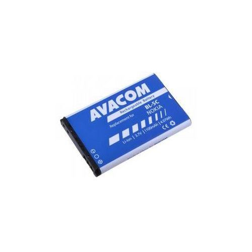 Avacom Bateria do telefonu  pro nokia 6230, n70, li-ion 3,7v 1100mah