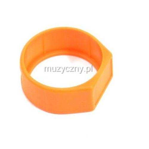Neutrik XCR 3 pierścień na złącze NC**X* (pomarańczowy)