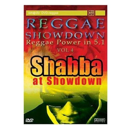 Shabba Ranks - Reggae Showdown Vol.4 - Shabba At Showdown (4028462600503)