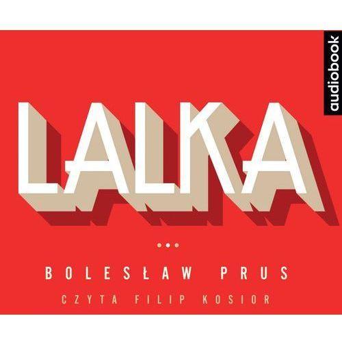 Lalka - Bolesław Prus (MP3), oprawa kartonowa
