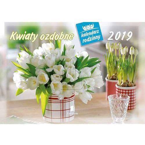 Kalendarz rodzinny 2018 WL 2 Kwiaty ozdobne (5901397023328)