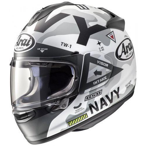 Arai Kask integralny chaser-x navy white