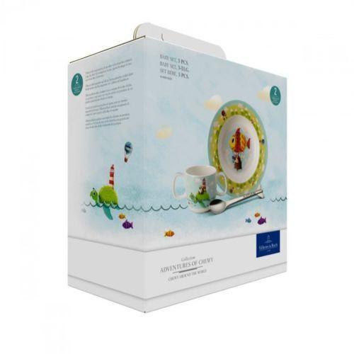 - chewy around the world zestaw dla dzieci marki Villeroy & boch