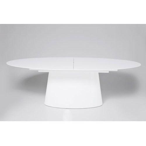 Kare design :: Stół Extension Controversia - biały, rozkładany - produkt dostępny w 9design.pl