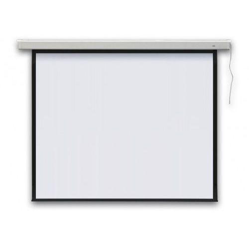 2x3 Ekran elektryczny profi 1:1, 300x300cm matt white