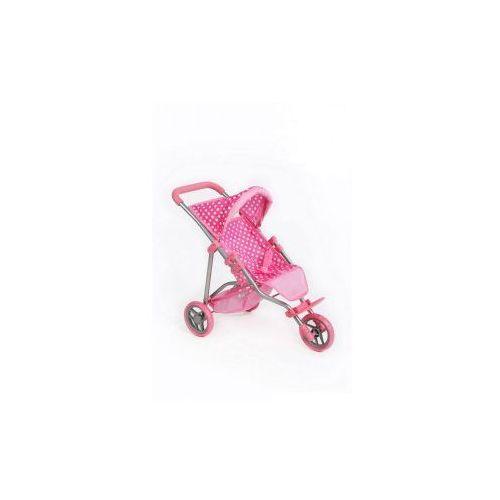 Sportowy wózek dla lalek PlayTo Olivia 16828 - oferta [05784b7b871554b2]