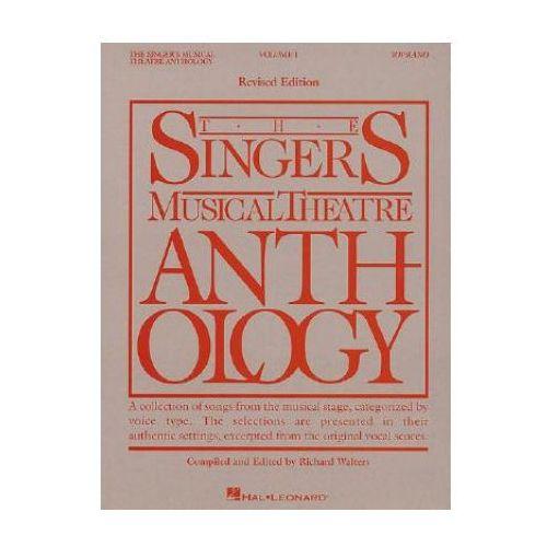 Singer's Musical Theatre Anthology - Volume 1