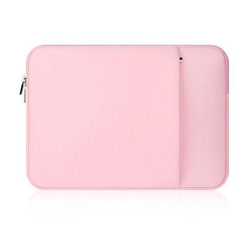 Pokrowiec TECH-PROTECT Neopren Apple MacBook Pro 15.6 Różowy - Różowy, kolor Różowy