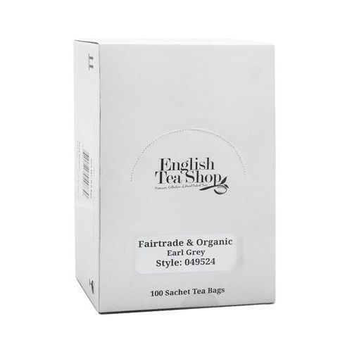 ETS Fairtrade Organic Earl Grey 100 saszetek, 3485