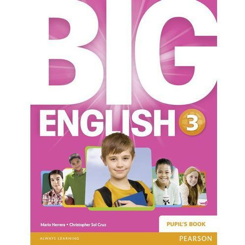Big English 3. Podręcznik (2014)