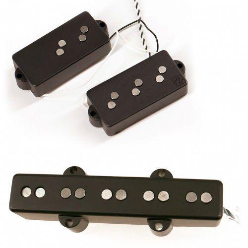 Nordstrand Pickup Set NP5 + NJ5S Hum-Cancelling Bridge Position, 5 Strings zestaw przetworników do gitary