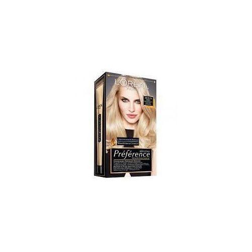 L'Oreal Paris Recital Preference farba do włosów nr M Collection Blond Baikal, produkt marki L'Oreal Paris