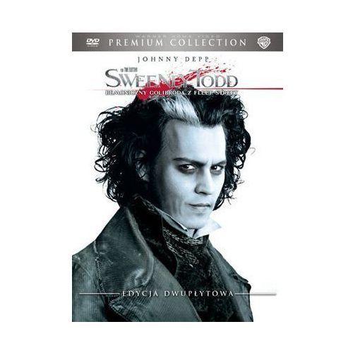 Sweeney Todd: Demoniczny Golibroda z Fleet Street (2xDVD), Premium Collection (DVD) - Tim Burton DARMOWA DOSTAWA KIOSK RUCHU (7321908211750)