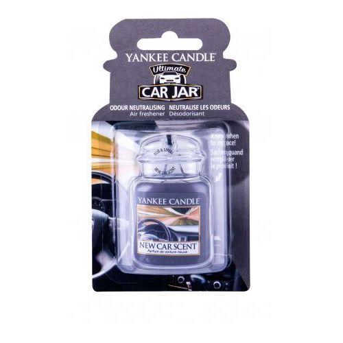 Yankee Candle New Car Scent Car Jar zapach samochodowy 1 szt unisex (5038580059694)