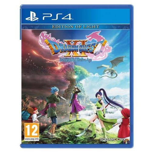 Dragon Quest XI Echoes of an Elusive Age (PS4)