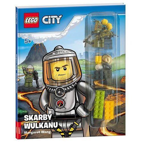 LEGO® CITY. SKARBY WULKANU