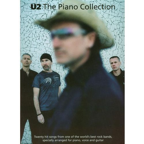 U2 The Piano Collecion, Wise Publications