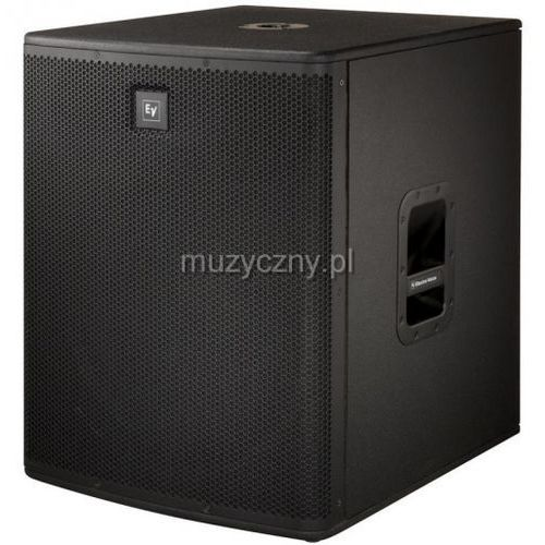 Electro-voice elx118 subwoofer pasywny 18″, 400w/8ohm