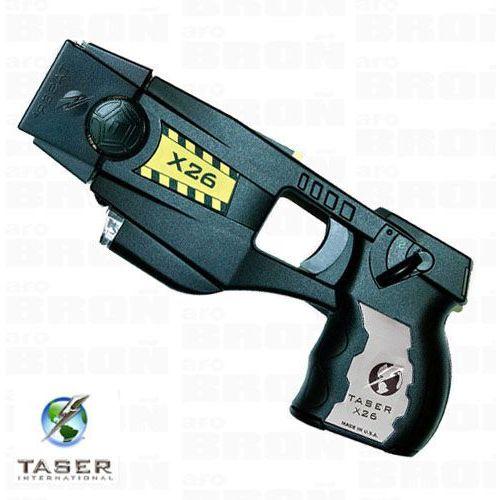 Paralizator strzelający na odległość  X26C, marki Taser do zakupu w www.arobron.pl