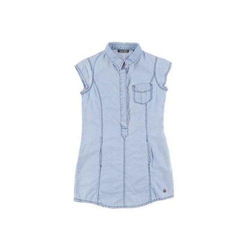 Sukienka w kolorze błękitnym | rozmiar 176 (sukienka dziecięca)