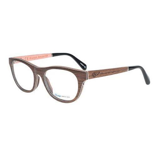 Okulary Korekcyjne Woodys Barcelona Dalston 140