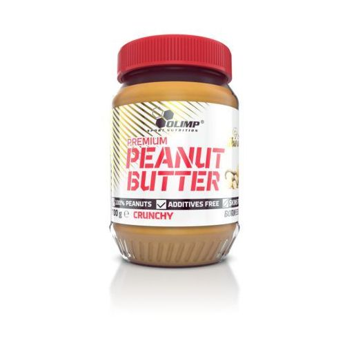 OLIMP PREMIUM PEANUT BUTTER Smooth 700g