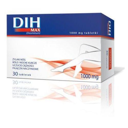 Dih max 1000 mg x 30 tabl - oferta [0551227c57d15291]