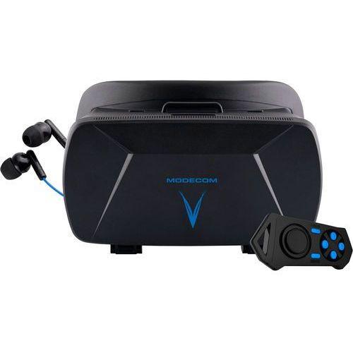 Okulary VR MODECOM Volcano Blaze + Zamów z DOSTAWĄ JUTRO! + DARMOWY TRANSPORT! (5901885244518)