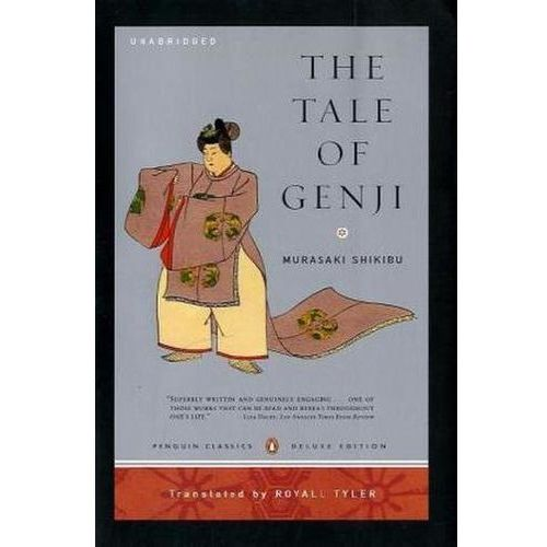 The Tale of Genji: (Penguin Classics Deluxe Edition) (1216 str.)