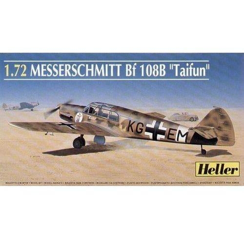 messerschmitt bf 108 b 'taifun' - heller marki Heller