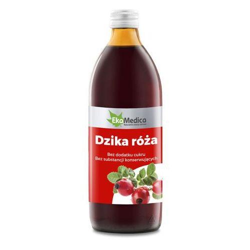 Ekamedica Dzika róża sok 100% (500 ml)