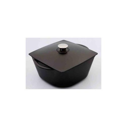 Garnek żeliwny emaliowany MODERN 5,5 l, czerń - produkt z kategorii- garnki