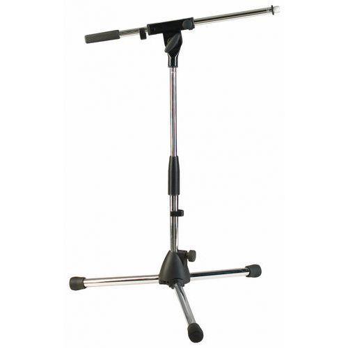 Rockstand 20771 nk statyw mikrofonowy, średni 70cm, nikiel
