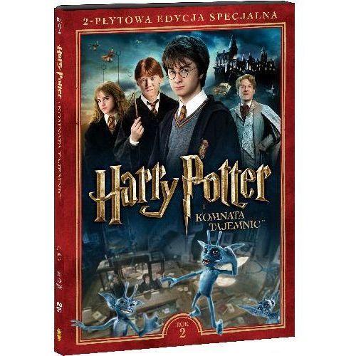 Harry Potter i Komnata Tajemnic (2-płytowa edycja specjalna) (DVD) - Chris Columbus DARMOWA DOSTAWA KIOSK RUCHU (7321908235923)