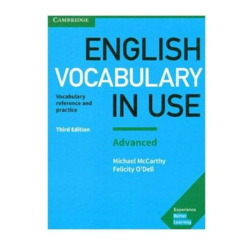 English Vocabulary in Use Advanced 3rd Edition, with answers (9783125410244)