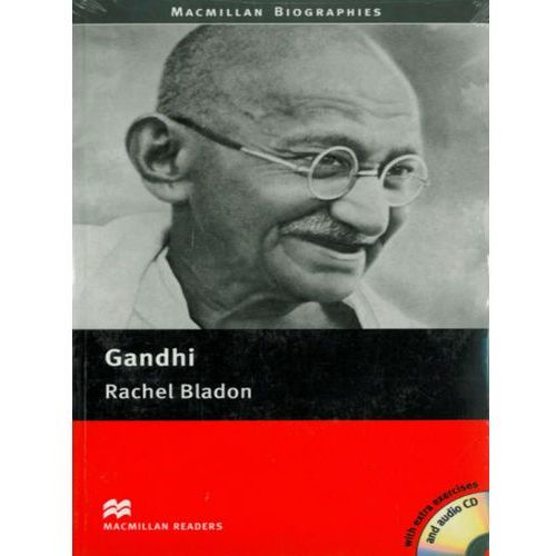 Macmillan Readers Gandhi Pre-intermediate (9780230408692)