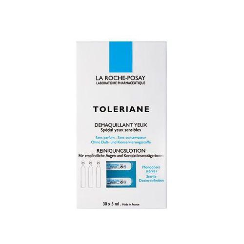 La Roche Posay Toleriane płyn do demakijażu oczu 30 ampułek po 5 ml Kurier już od 0 PLN odbiór osobisty: GRATIS! (lek Pozostałeleki i suplementy)