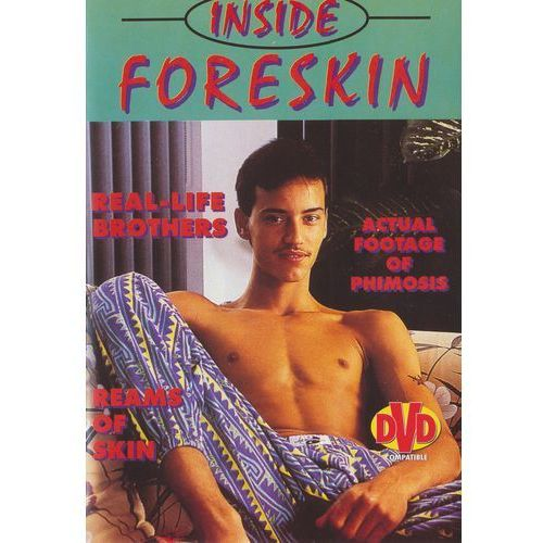 DVD Inside Foreskin