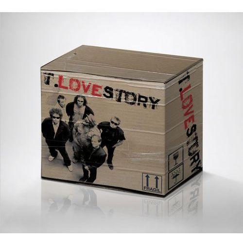 T. Love - T.Lovestory (15CD+DVD), 6799642