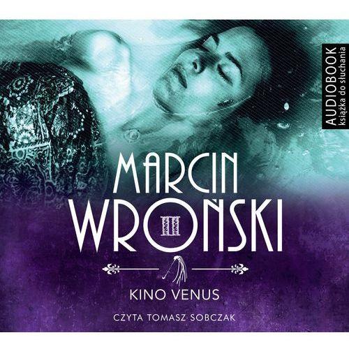 Kino Venus. Książka audio CD MP3 - Wysyłka od 3,99 - porównuj ceny z wysyłką, Biblioteka Akustyczna