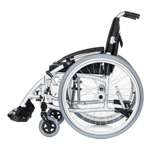 Wózek inwalidzki aluminiowy rozmiar 15, kup u jednego z partnerów