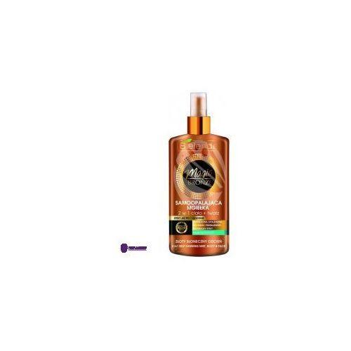 Bielenda magic bronze (w) samoopalająca mgiełka 2w1 ciało + twarz 150ml