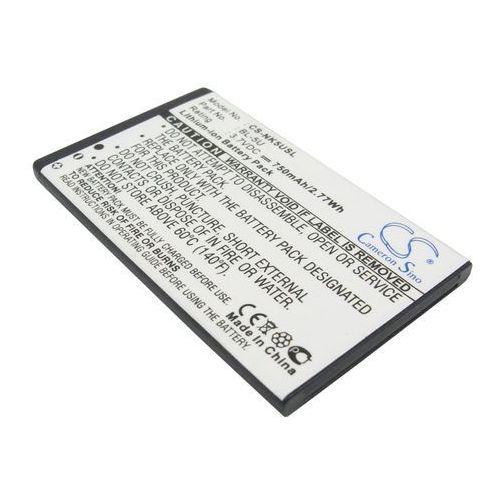 Cameron sino Nokia 8900i / bl-5u 750mah 2.78wh li-ion 3.7v () (4894128031284)