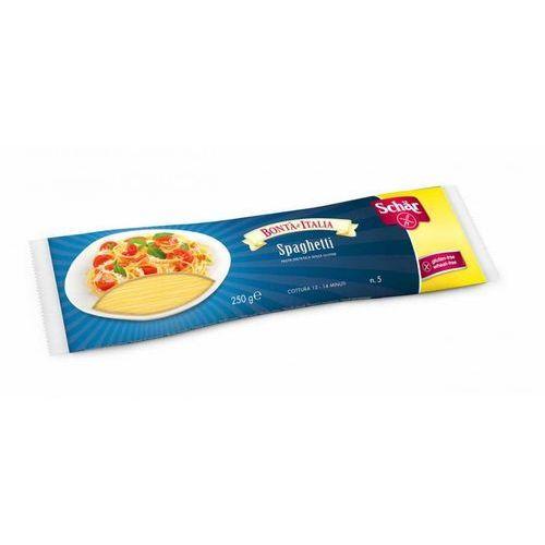 Spaghetti- makaron bezglutenowy 250g Schar