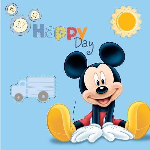Zabawka DISNEY MARDSN53BMK Piszcząca książeczka Mały Mickey (9788361068853)