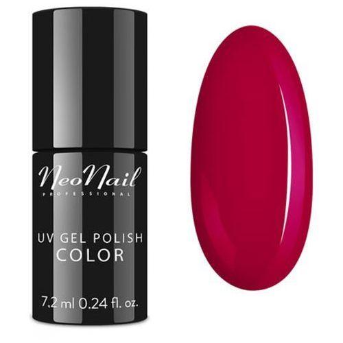 Neonail seductive red lakier hybrydowy (6375)