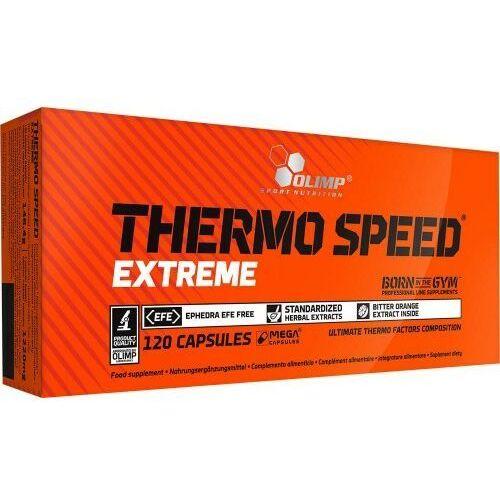 thermo speed extreme mega caps - 120 kaps. marki Olimp