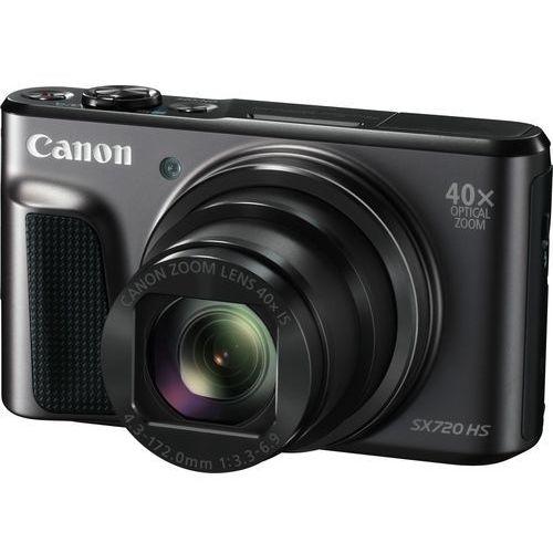Canon PowerShot SX720 [zasilanie: akumulator]