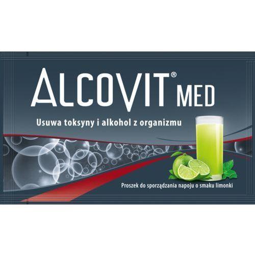 Alcovit Med 1 saszetka (artykuł z kategorii Tabletki na kaca)